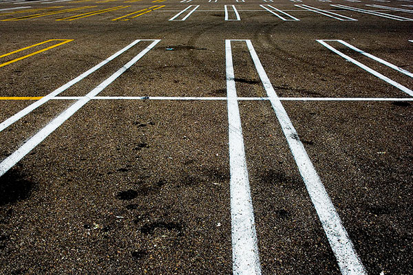 How to Treat Parking Lot Stains